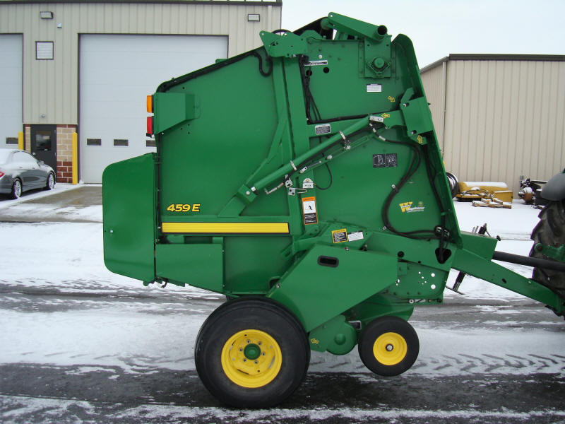 2016 JD 459 Baler  FOR SALE