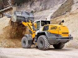 Liebherr loader For Sale